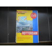 Карта Роттердам, большая.