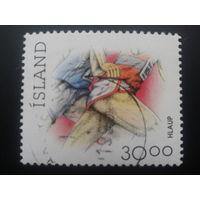 Исландия 1993 бег