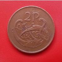 54-37 Ирландия, 2 пенса 1995 г.