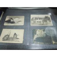 Антикварные открытки. Первая половина 20 века.