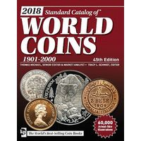 2018 Краузе - Монеты мира 1901-2000 г. - на CD