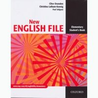 New English File (все уровни) + Как это сказать по-английски – 2. Английские идиомы на каждый день в моделях и упражнениях