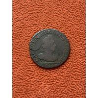 Франция 1 лиард 1613 г., редкость