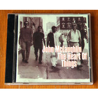 "John McLaughlin ""The Heart Of Things"" (Audio CD)"
