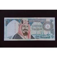 Саудовская Аравия 20 риалов 1999 UNC
