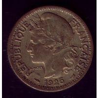 1 Франк 1925 год Камерун