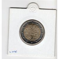 2 евро Португалия 2007г. Председательство Португалии в Евросоюзе