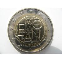 Словения 2 евро 2015 г. 2000 лет каструму Эмона. (юбилейная) UNC!