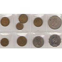 Монеты Гонконг. Возможен обмен