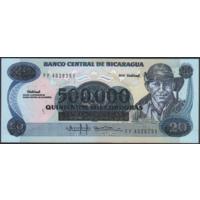 500 000 кордоба 1990г. UNC