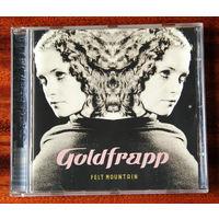 "Goldfrapp ""Felt Mountain"" (Audio CD - 2000)"