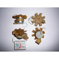Вентилятор электродвигатель (моторчик, электромотор)
