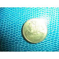 20 центов 2009 Литва