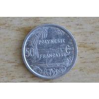 Французская Полинезия 50 сантимов  1965