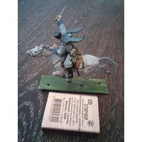 Кавалерист, миниатюра коллекционная