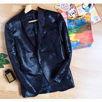 Шикарный мужской концертный пиджак H&M 54-56 размер (185/112)