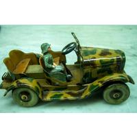 Германия, металлическая машинка 30-е годы, фирма Tippco Tipp & Co, СМОТРИТЕ ЕСТЬ ЕЩЕ В ЛОТАХ СТАРИННАЯ ИГРУШКА!!!