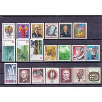 Германия Зап. Берлин 20 марок (**) 1971-1975 гг