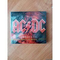 Компакт диски ACDC лицензия