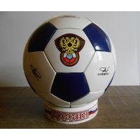 Сувенирный пластмассовый мячик. Национальная сборная России.