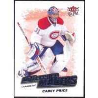 НХЛ сезон 2008-2009 FLEER Ultra Difference Makers PRICE