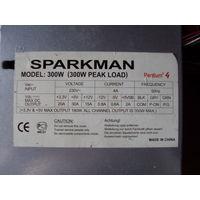 Блок питания SPARKMAN 300W