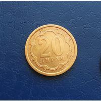 20 дирам 2006 Такжикистан