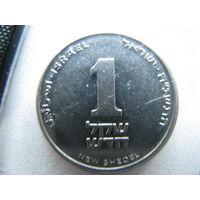 Израиль 1 новый шекель 1995 г.