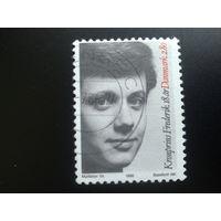 Дания 1986 кронпринц Фредерик