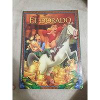 Книга книжка El Dorado. На немецком языке. Новая. Всего за 10 руб. Могу выслать почтой.