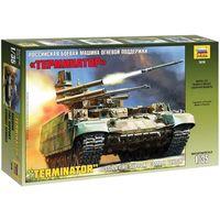 ЗВЕЗДА 3636 - Российская боевая машина огневой поддержки ТЕРМИНАТОР / Сборная модель 1:35