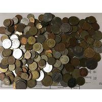 Монеты мира 3 кг