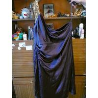 Вечернее (коктейльное) платье большого размера (56-58)