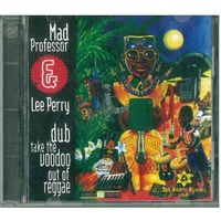 CD-r Mad Professor & Lee Perry - Dub Take The Voodoo Out Of Reggae (1996)