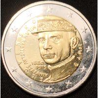 Словакия 2 евро 2019 100 лет со дня смерти Милана Растислава Штефаника