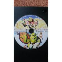 DVD Мультфильмы разные диски