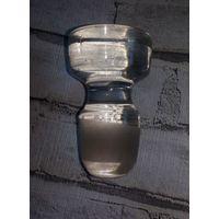 Пробка от графина толстого стекла,СССР