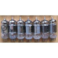 6Ж5П высокочастотный пентод, лампа, радиолампа 8 шт. (за штуку)