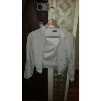 Куртка трансформер. 44 размер.Фирма BAIDA.Снимаются рукава.