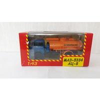 МАЗ-5334 АЦ-8 НАП