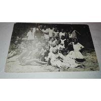 Старое коллективное фото(дети)