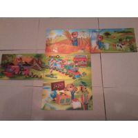 Карточки Барни