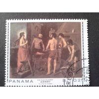 Панама 1967 живопись Велакруз