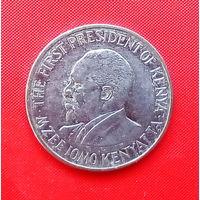 06-01 Кения, 1 шиллинг 2005 г.