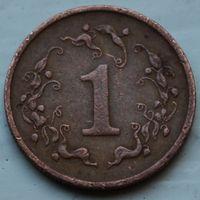 Зимбабве, 1 цент 1980 г