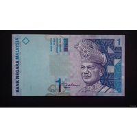 1 риннгит 1998 года. Малайзия. UNC. Распродажа