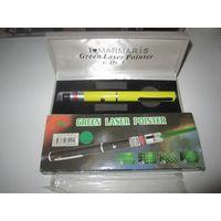 Лазерная указка Green Laser Pointer, б/у