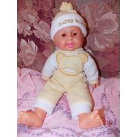 Кукла Малыш-хохотун