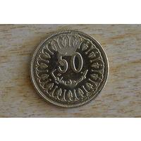 Тунис 50 миллим 2009