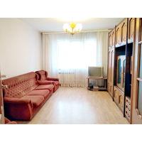 Просторная трехкомнатная квартира в Уручье.